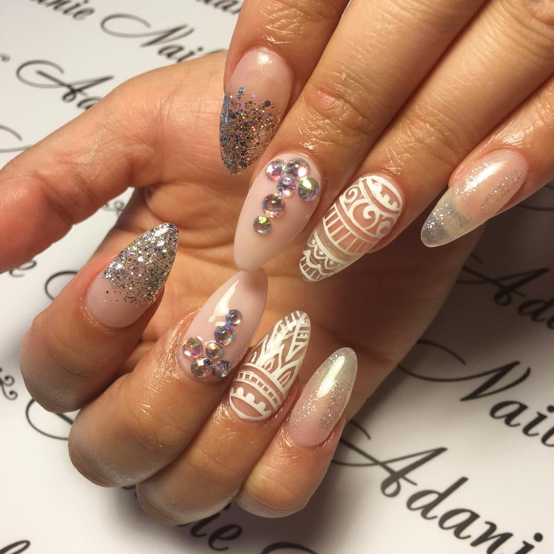 Nail Polish Nail Art Ideas Hession Hairdressing