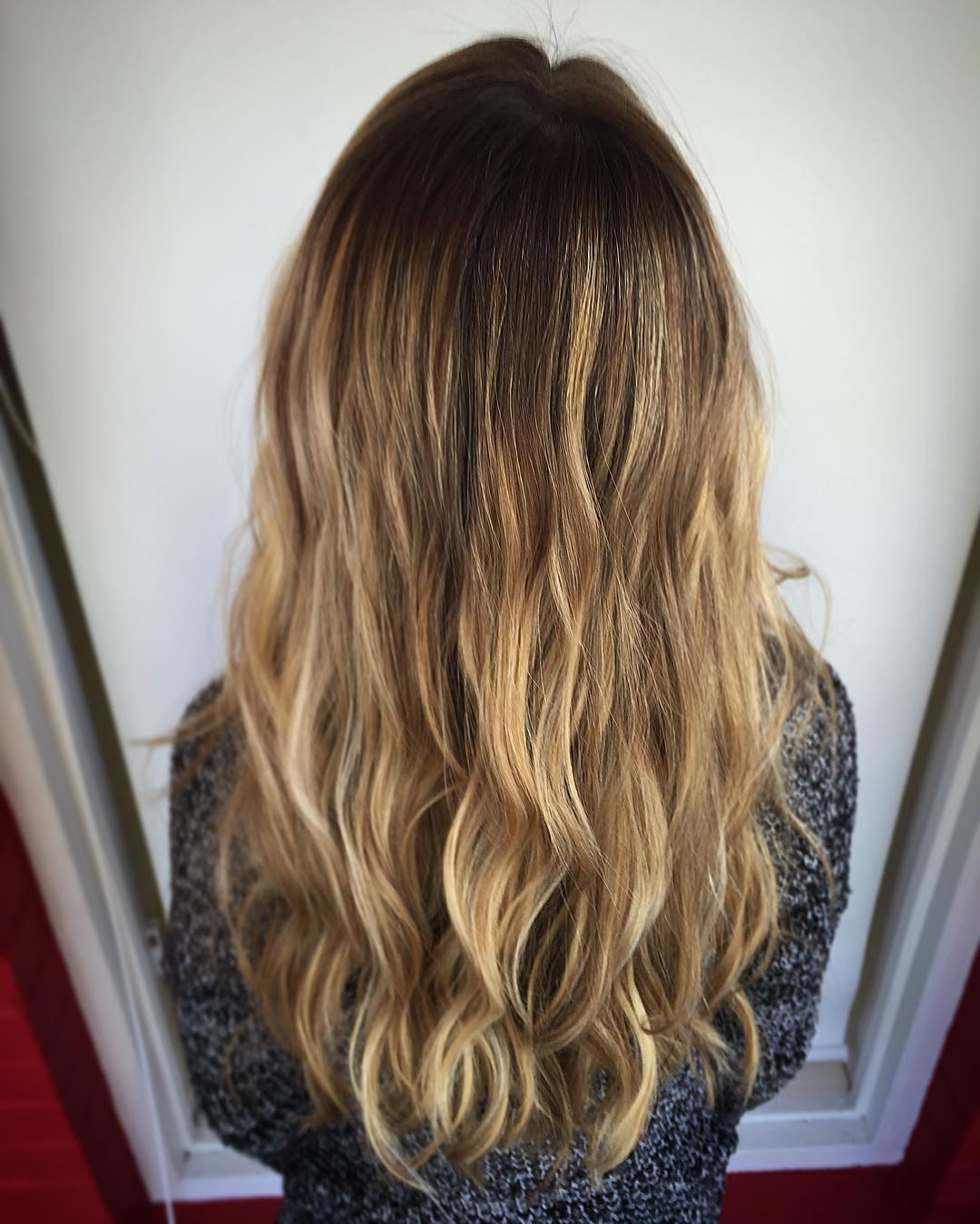 summer blonde hair color