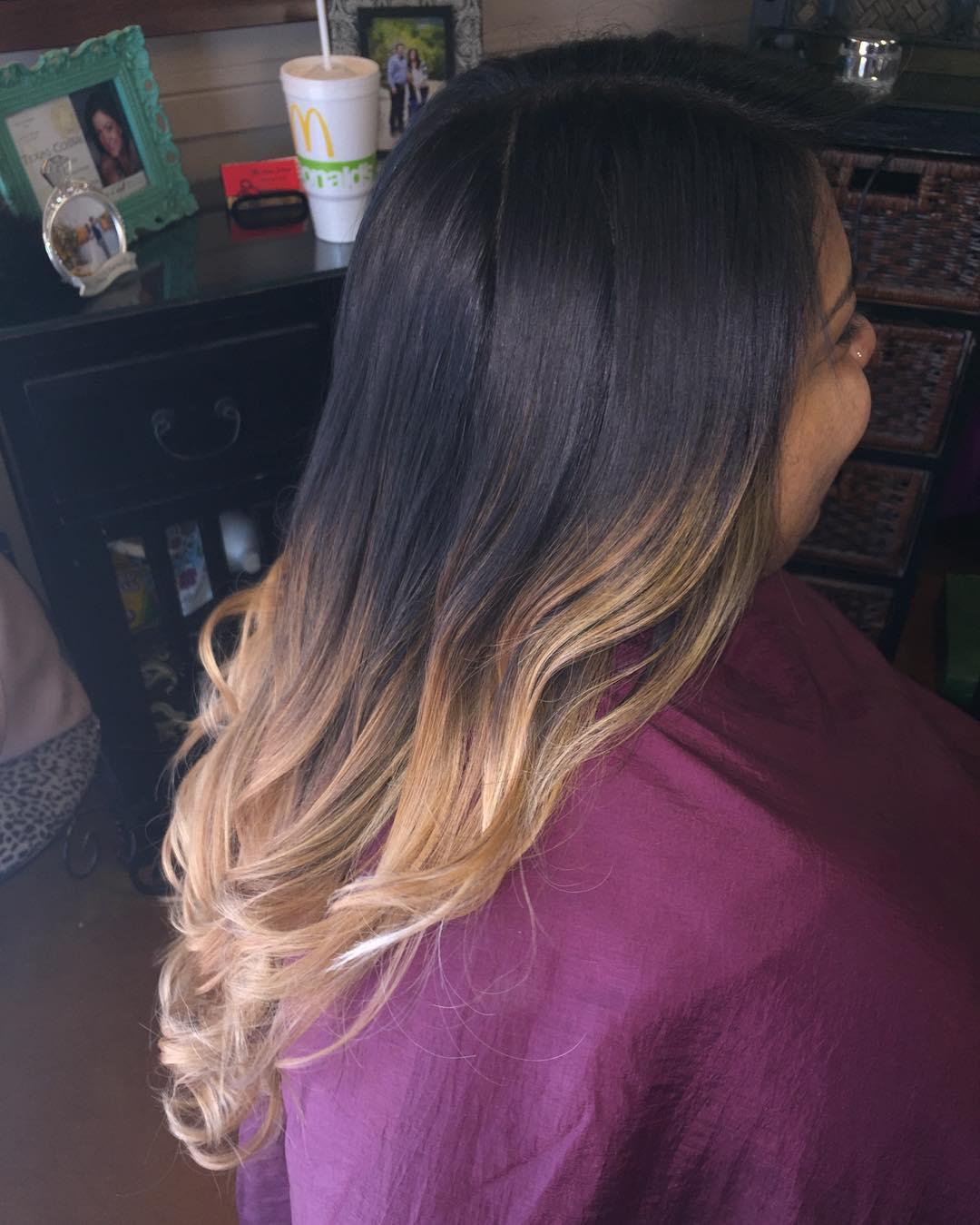 Summer Blonde light sandy Hair Color