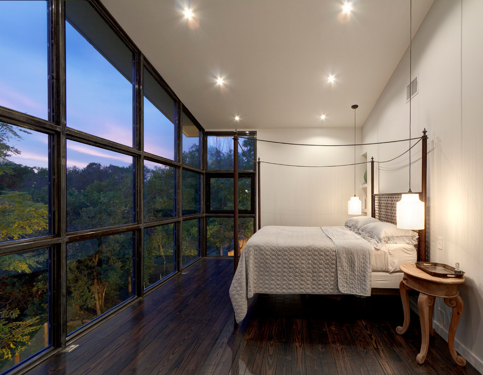 Dangling Lamps Bedroom Designs