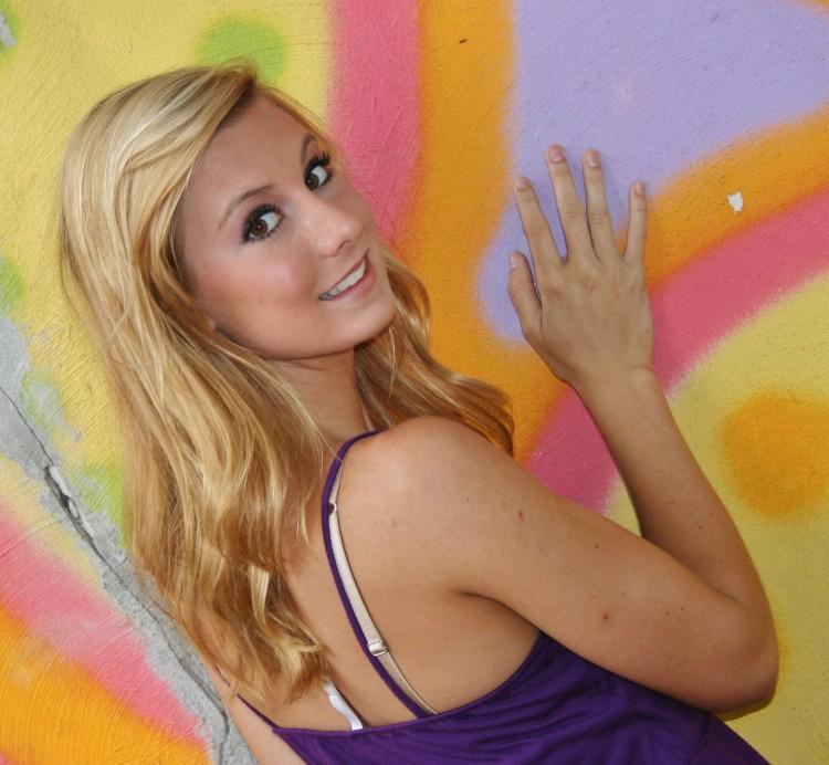 Golden Blonde Hair Color
