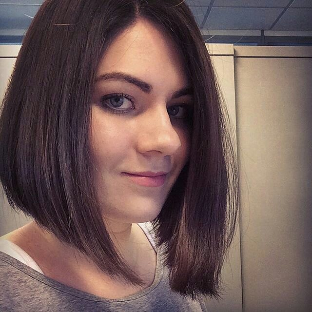Stylish Bob Cut for Beautiful Girl