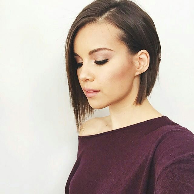 Simple Inverted Bob Style