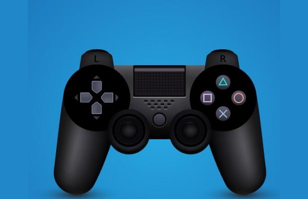 Awesome Game Controller Logo Design