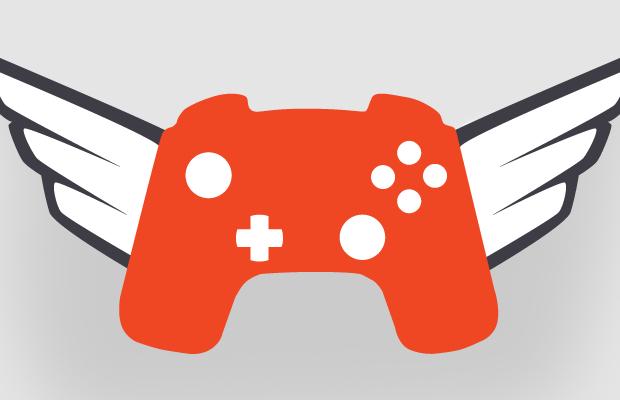 Stunning Game Controller Logo