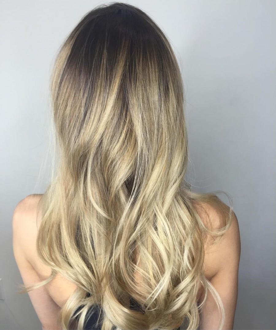 Ash Blonde Hair Shades 104
