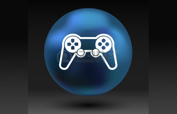 Video Game Controller Logo Design