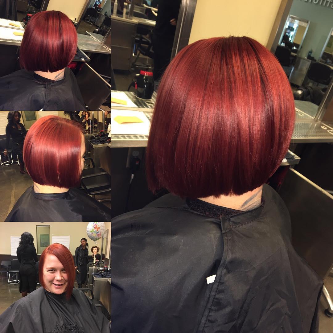 Shining Bob Hair