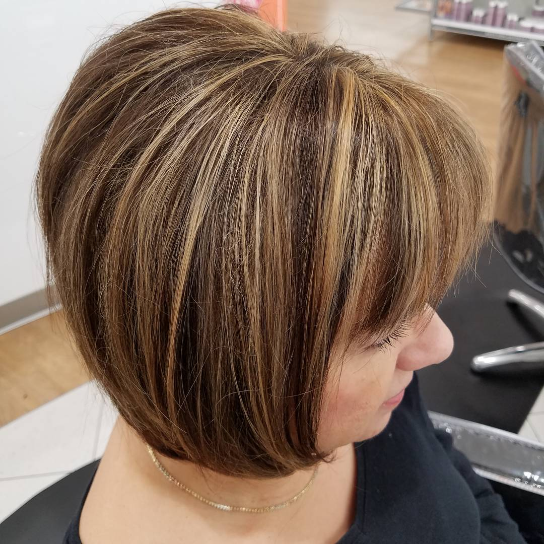 Fully Covered Bob Haircut