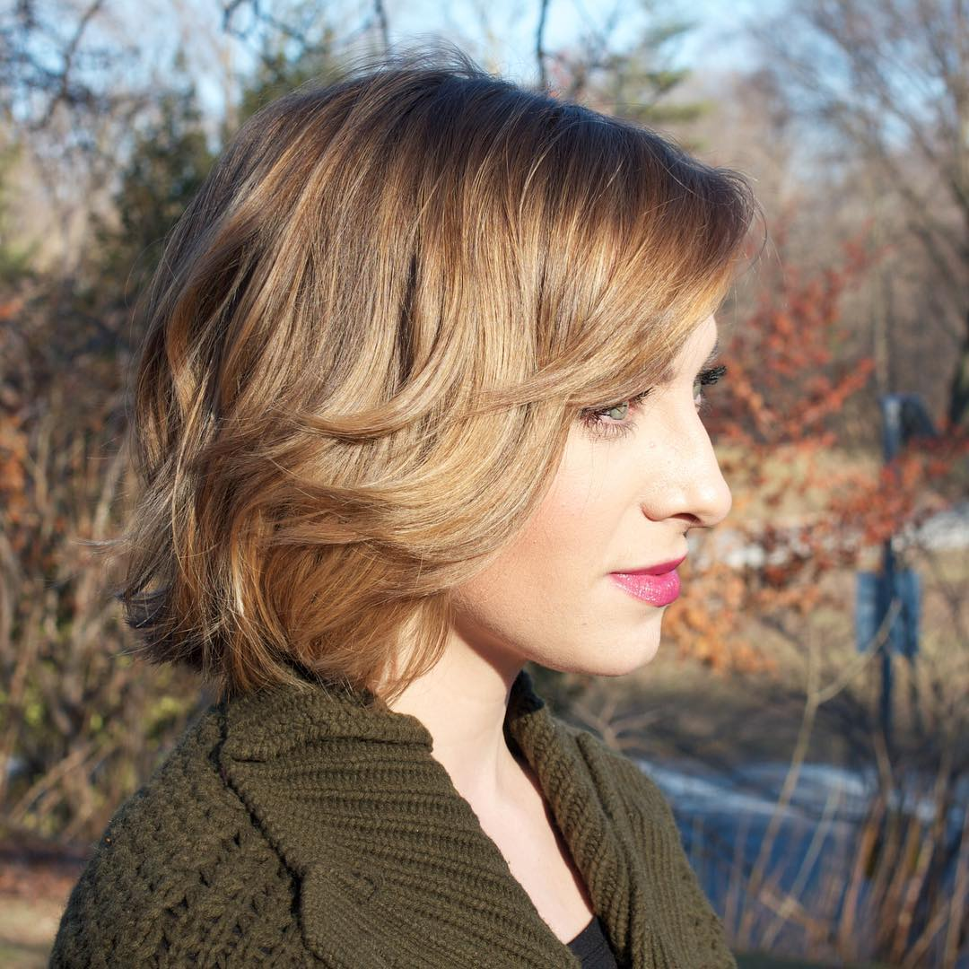 27 Layered Bob Haircut Ideas Hairstyles Design Trends