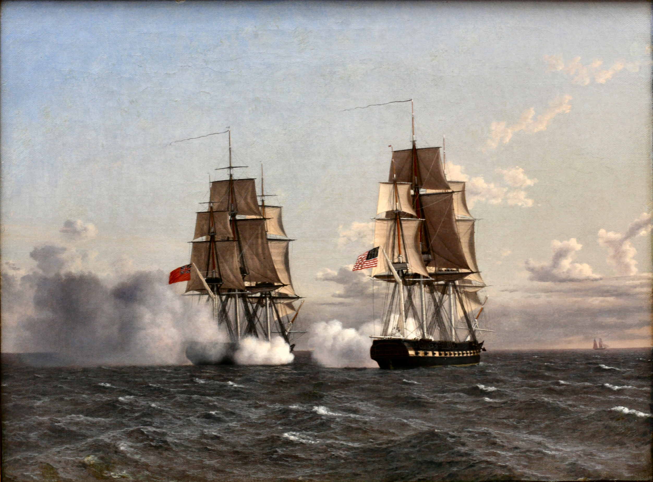 military sailing ship wallpaper
