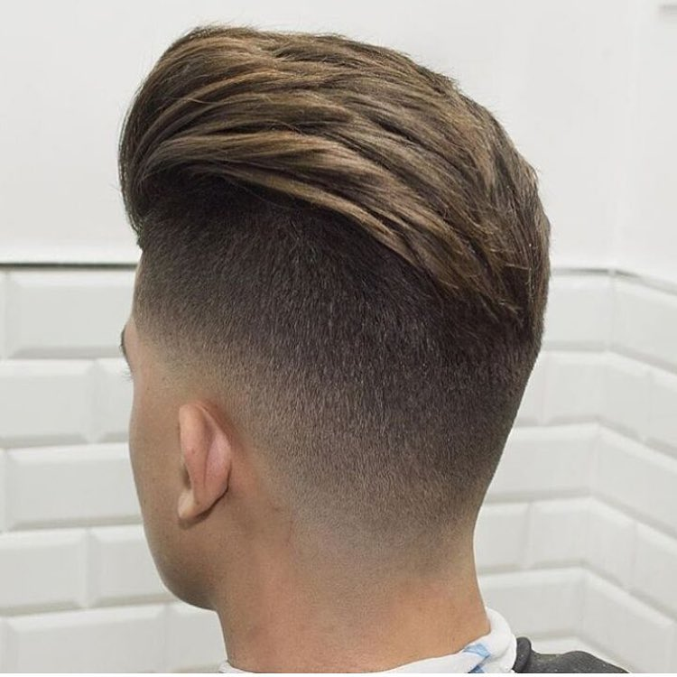 High Top Taper Haircut