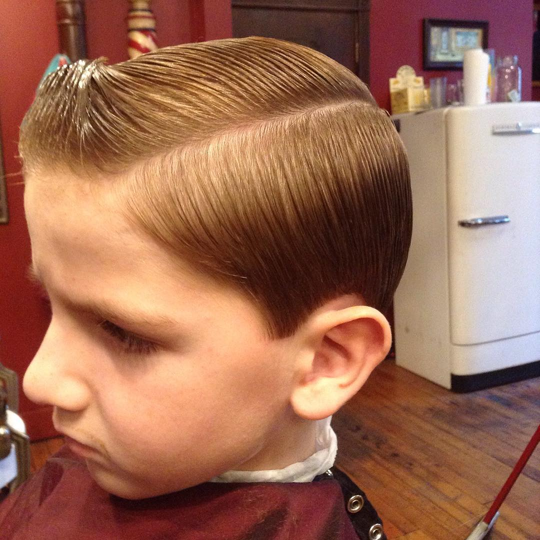 Modern Taper Hair for Kid