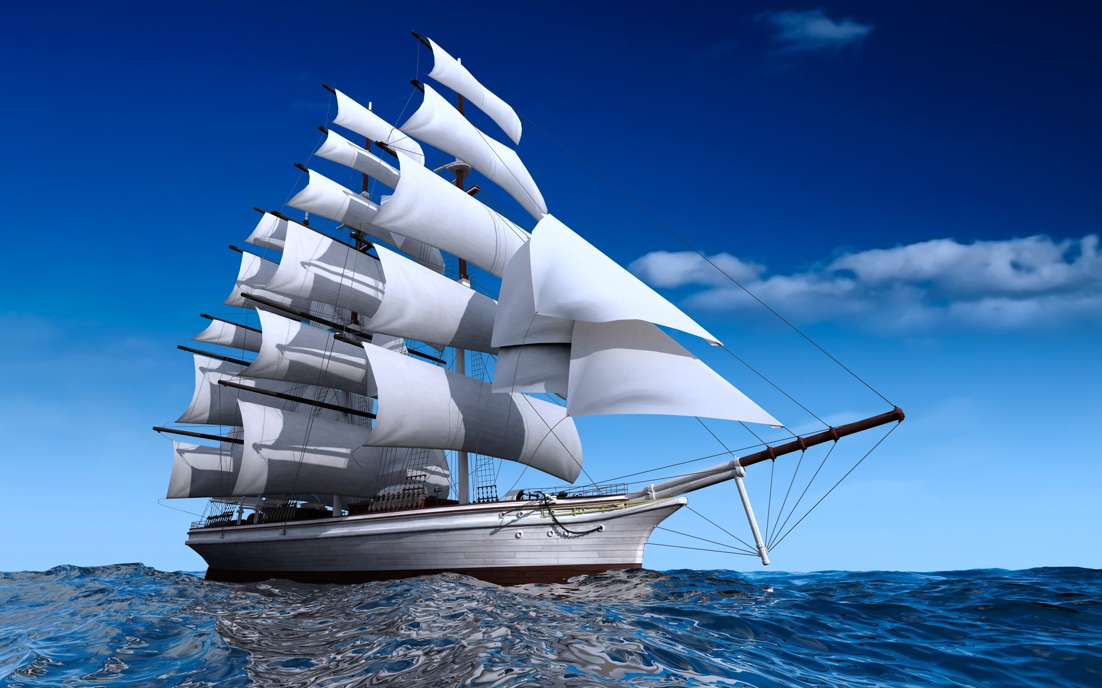 sailing wallpaper background1