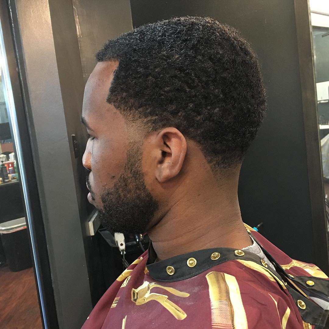 twist taper hairstyle