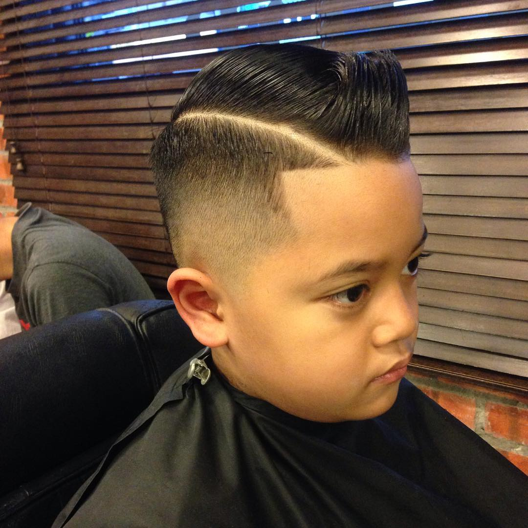 Haircuts for boys designs