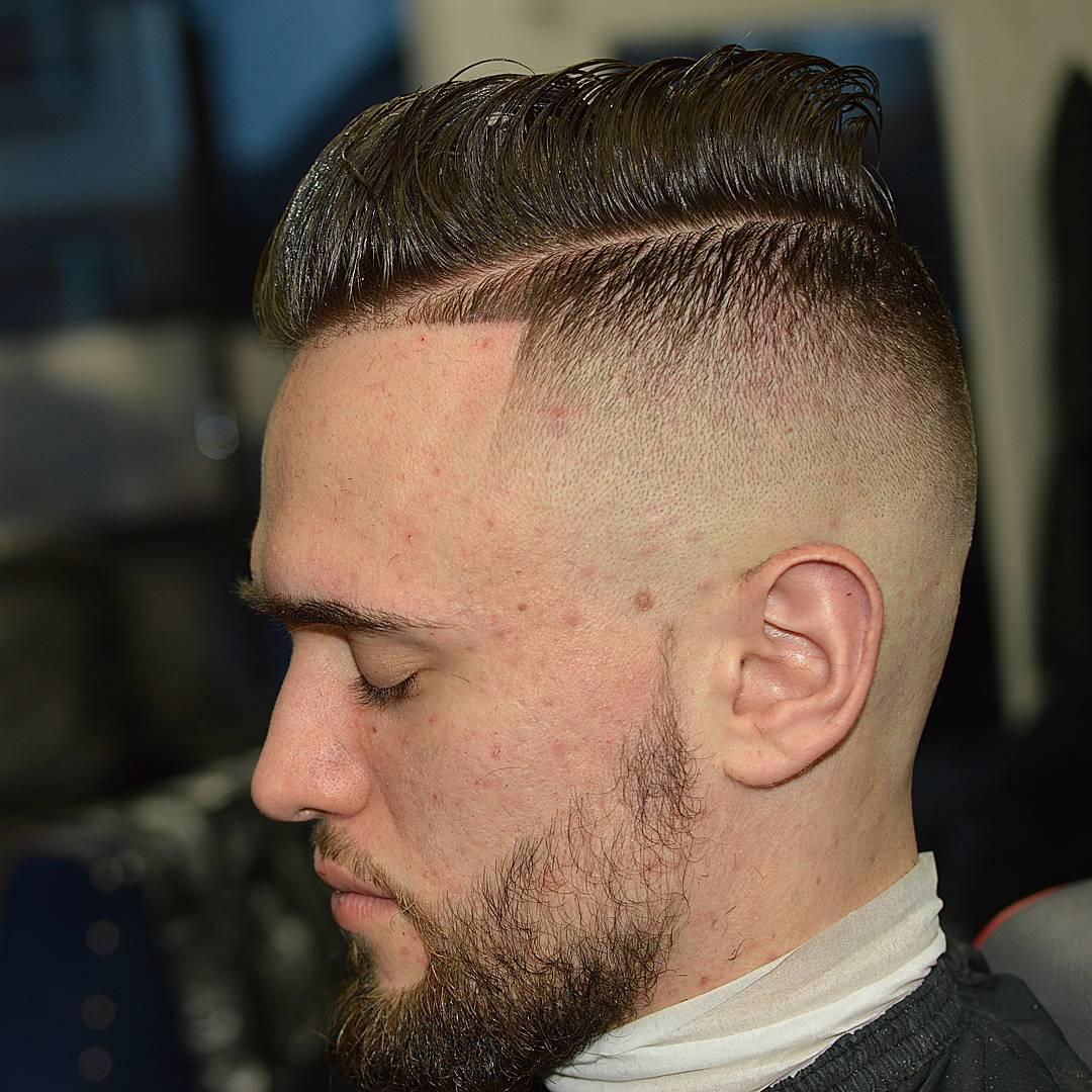 Amazing Fade Tapper Hair fot Trendy Men