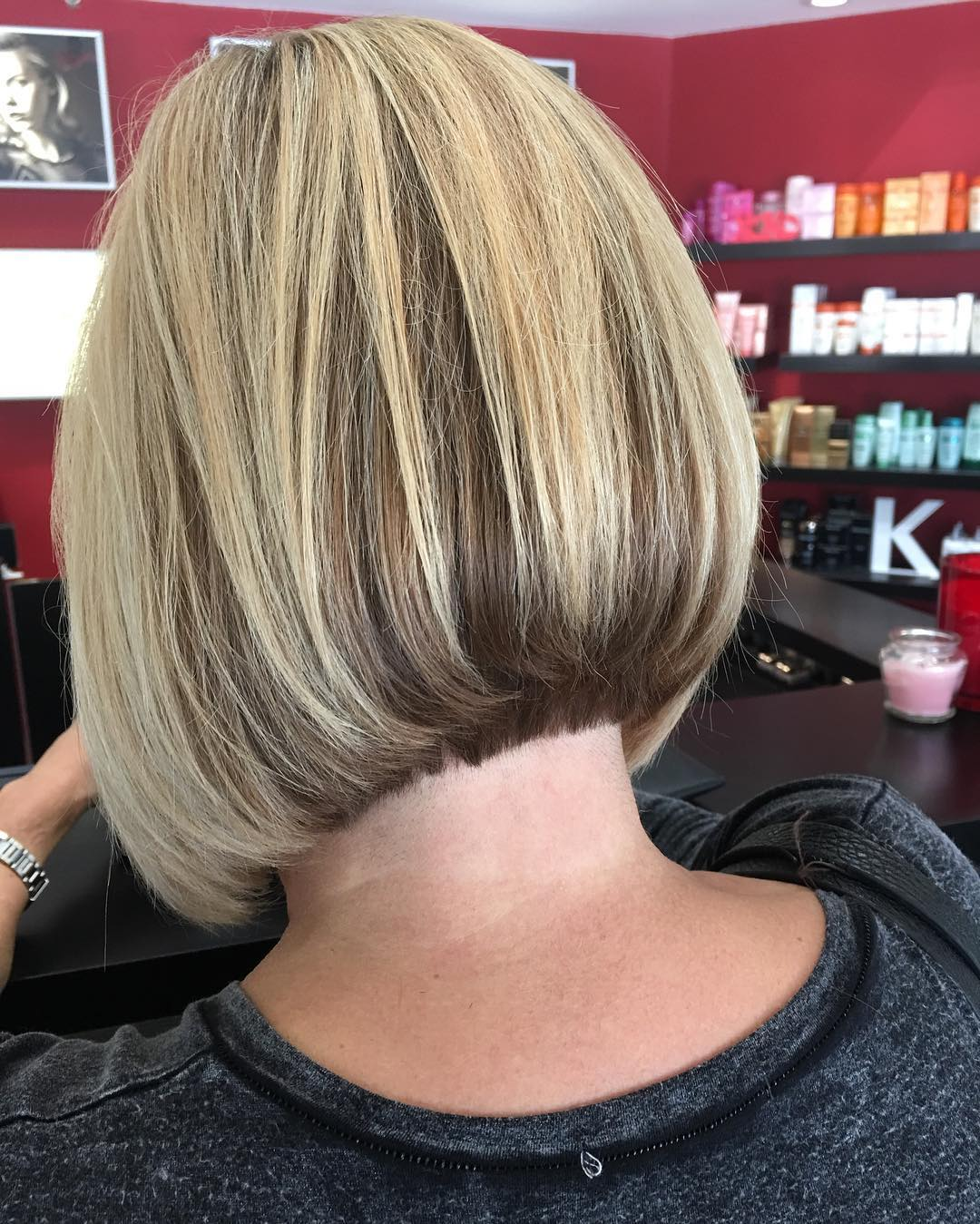 Easy Short bob Haircut