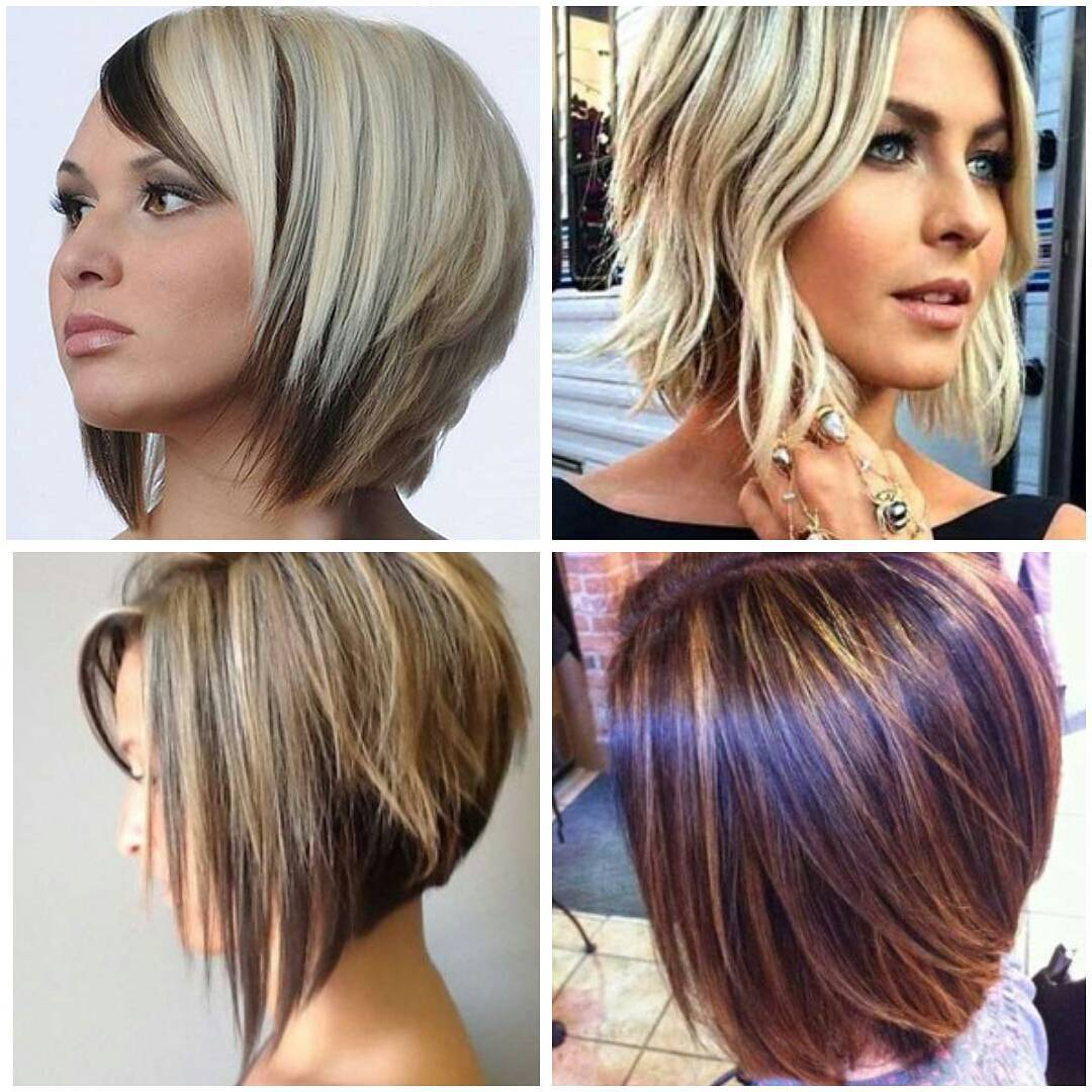 Different Hairstyles: 23+ Reverse Bob Haircut Ideas, Designs