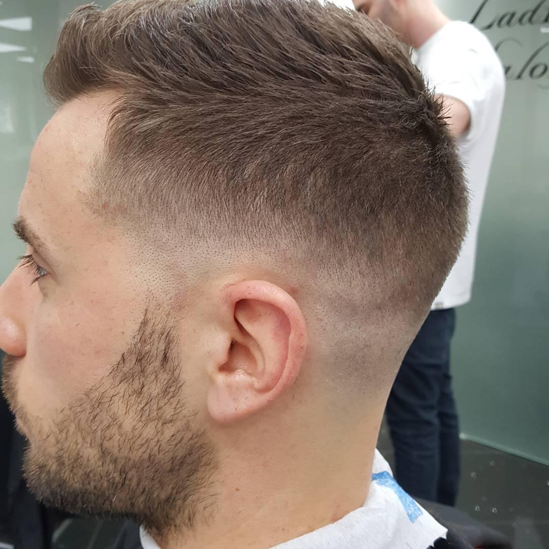 Mens White Hair Images Beauty Amp Salon Design Ideas