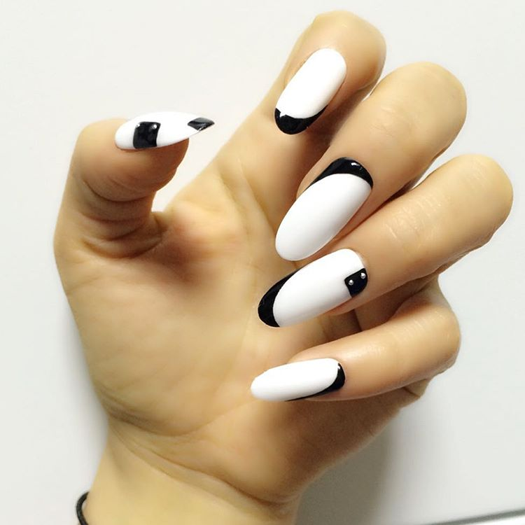 Trendy Design Nail Art Idea