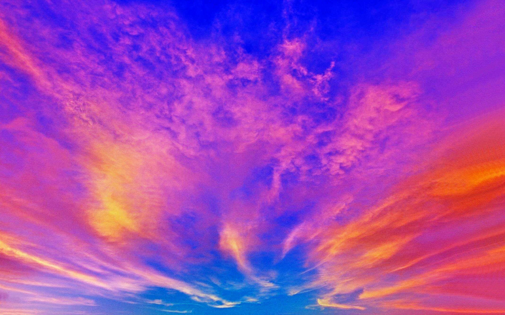Colorful Sky Wallpaper