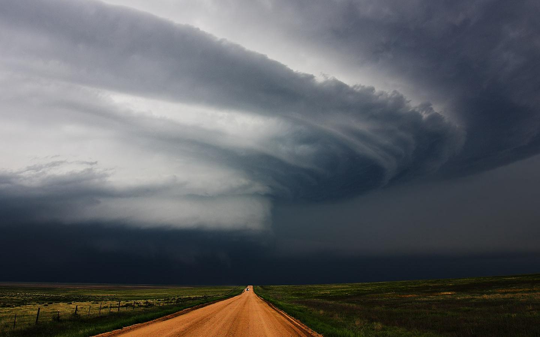 Stormy Sky Wallpaper