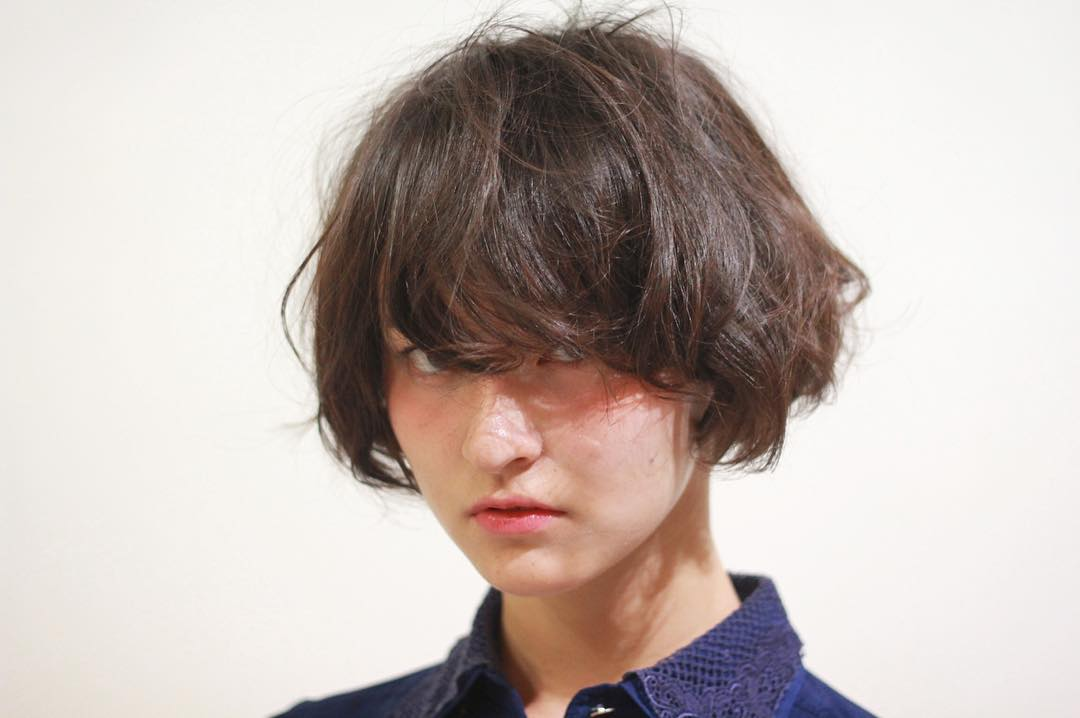 fantastic medium layered bob hair