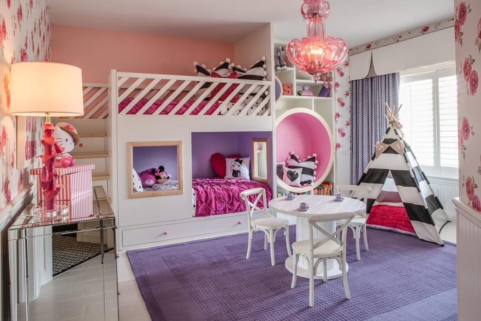 Stunning Kids Room Chandelier Ideas
