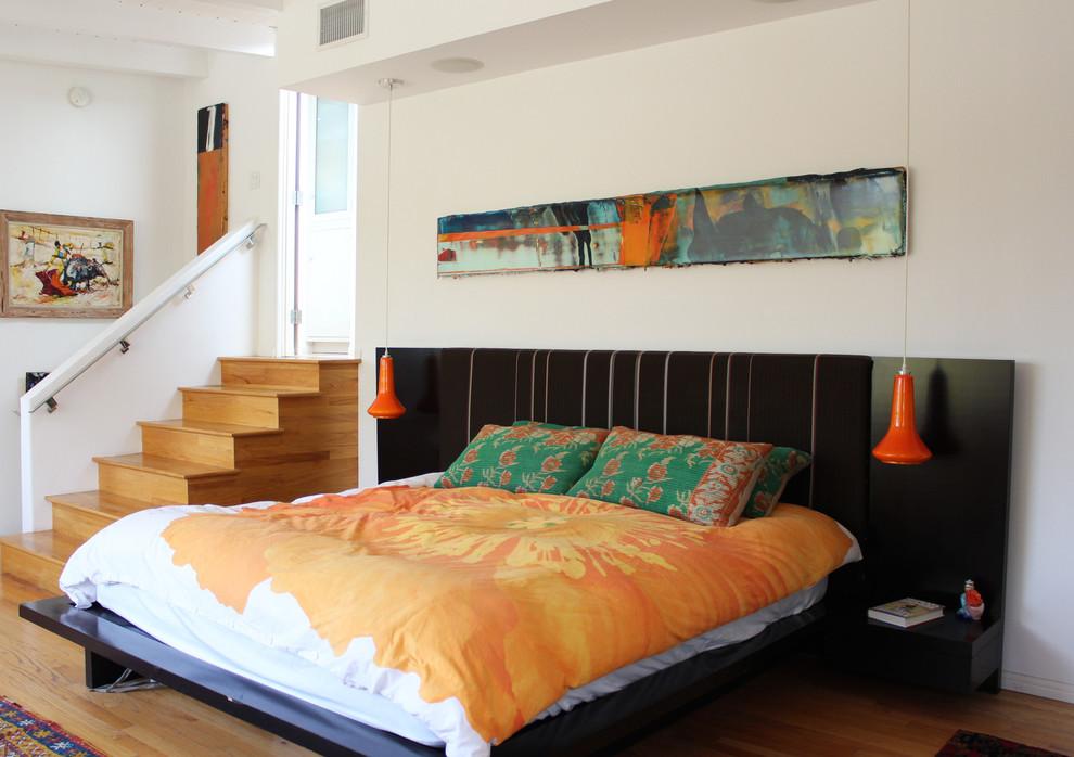 modish hanging bedside lights ideas