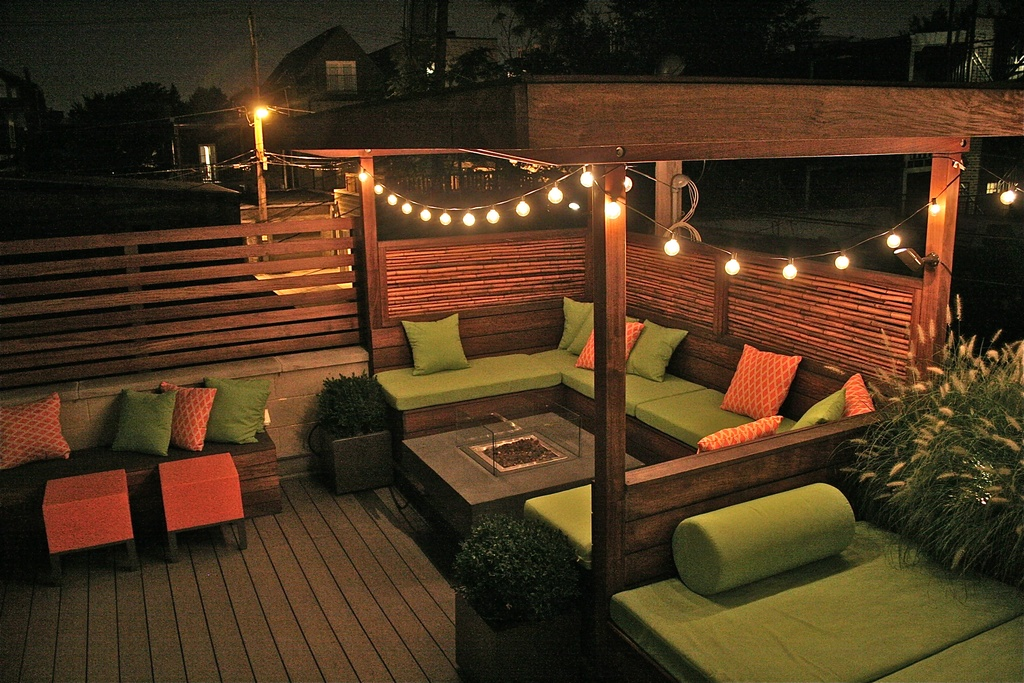 24 modern deck ideas outdoor designs design trends Patio and deck lighting ideas