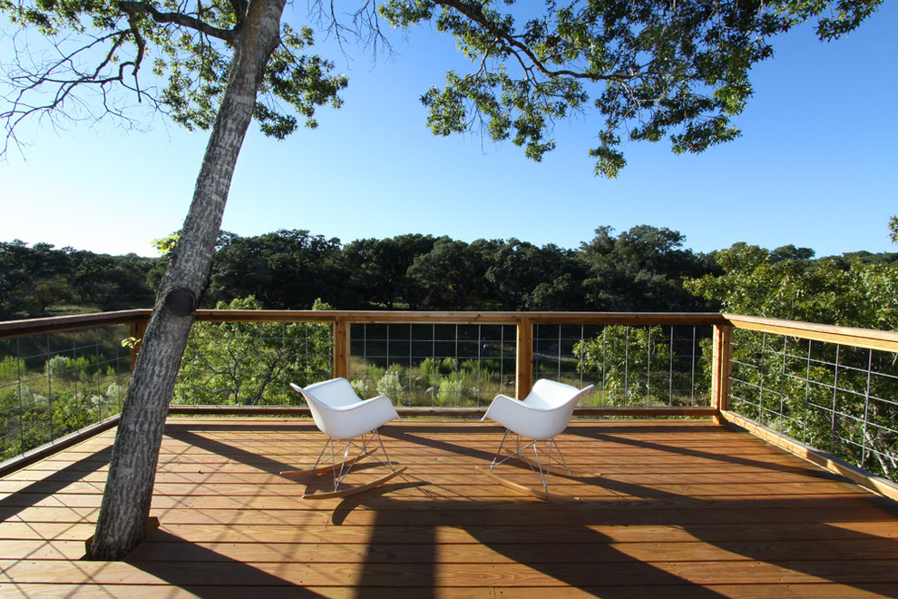 24 modern deck ideas outdoor designs design trends for Modern garden decking designs