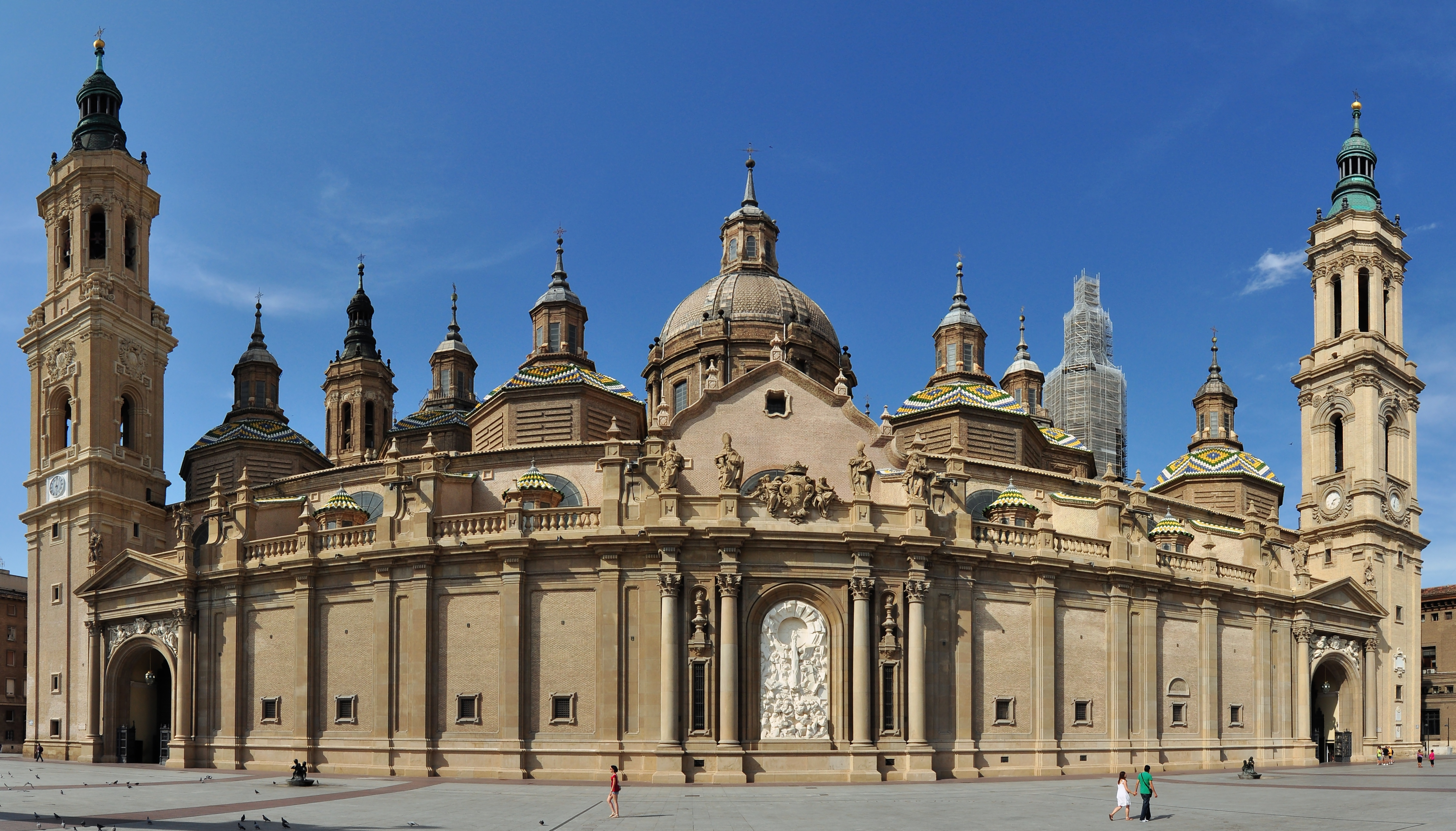 Basilica of Our Lady of the Pillar, Spain