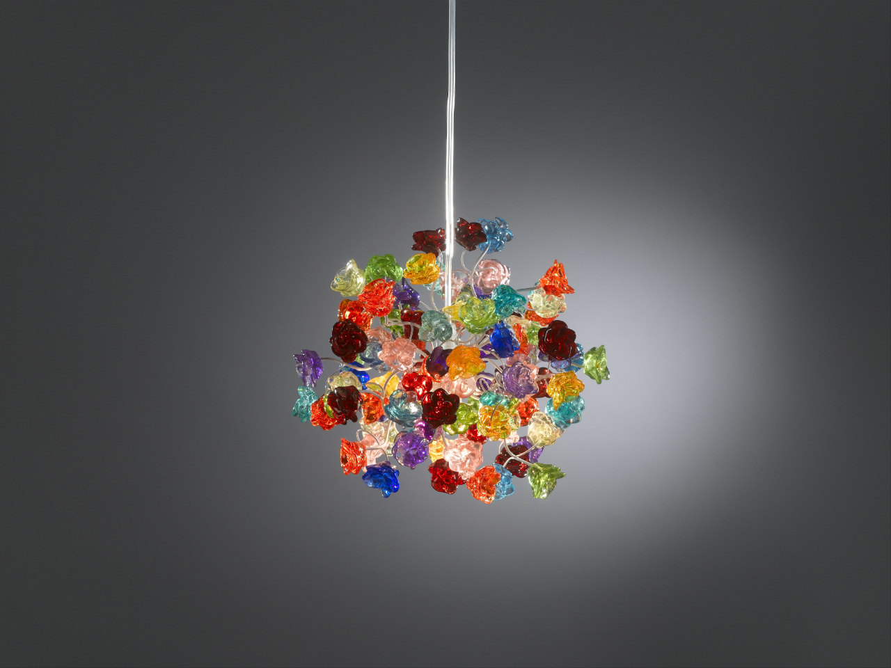 Rainbow color Pendent Lights Ideas
