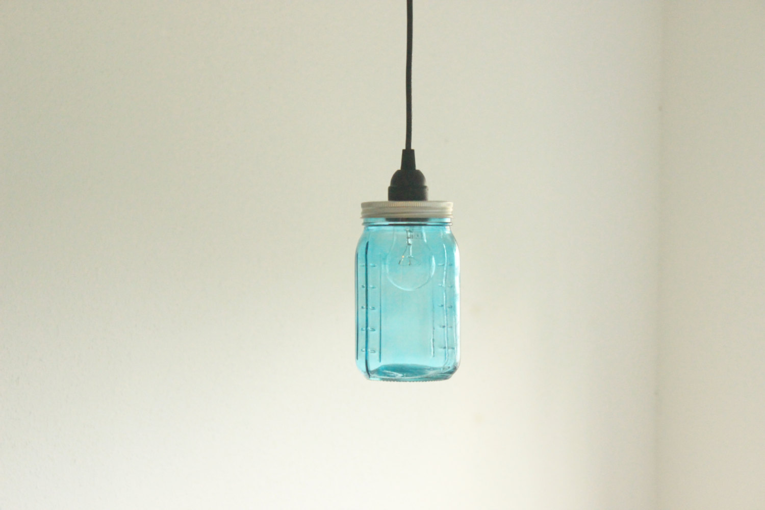 Mason Jar Pendent Light Fixtures Model
