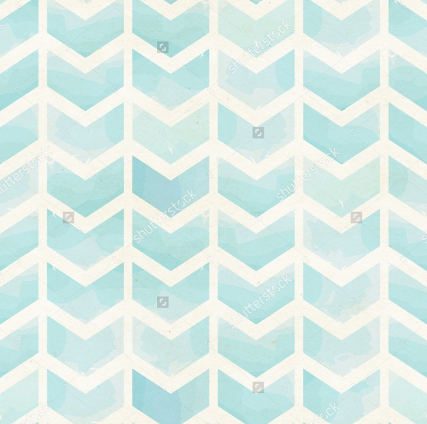 Geometric Watercolor Pattern
