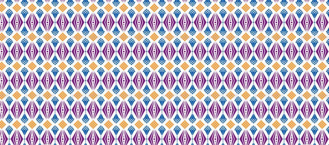Aztec Vector pattern