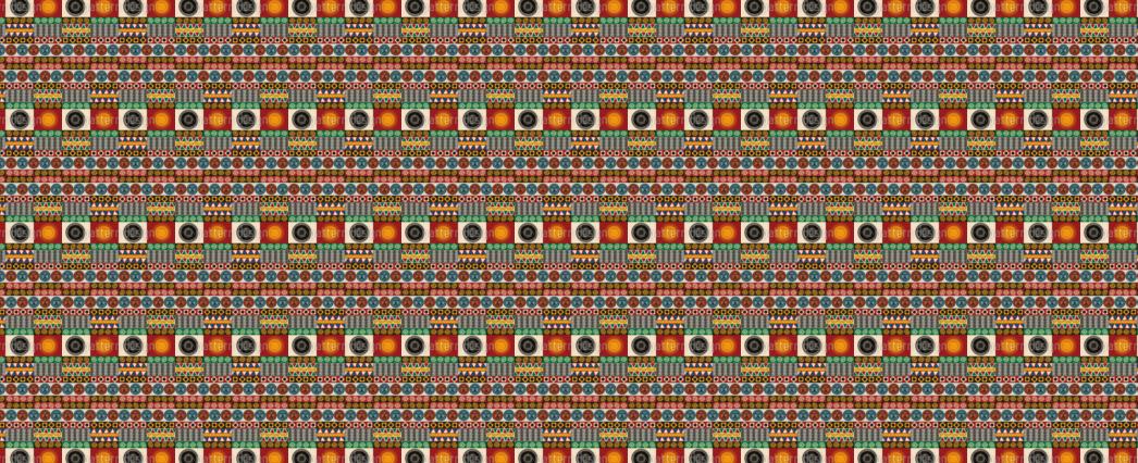 Ethnic Aztec Pattern