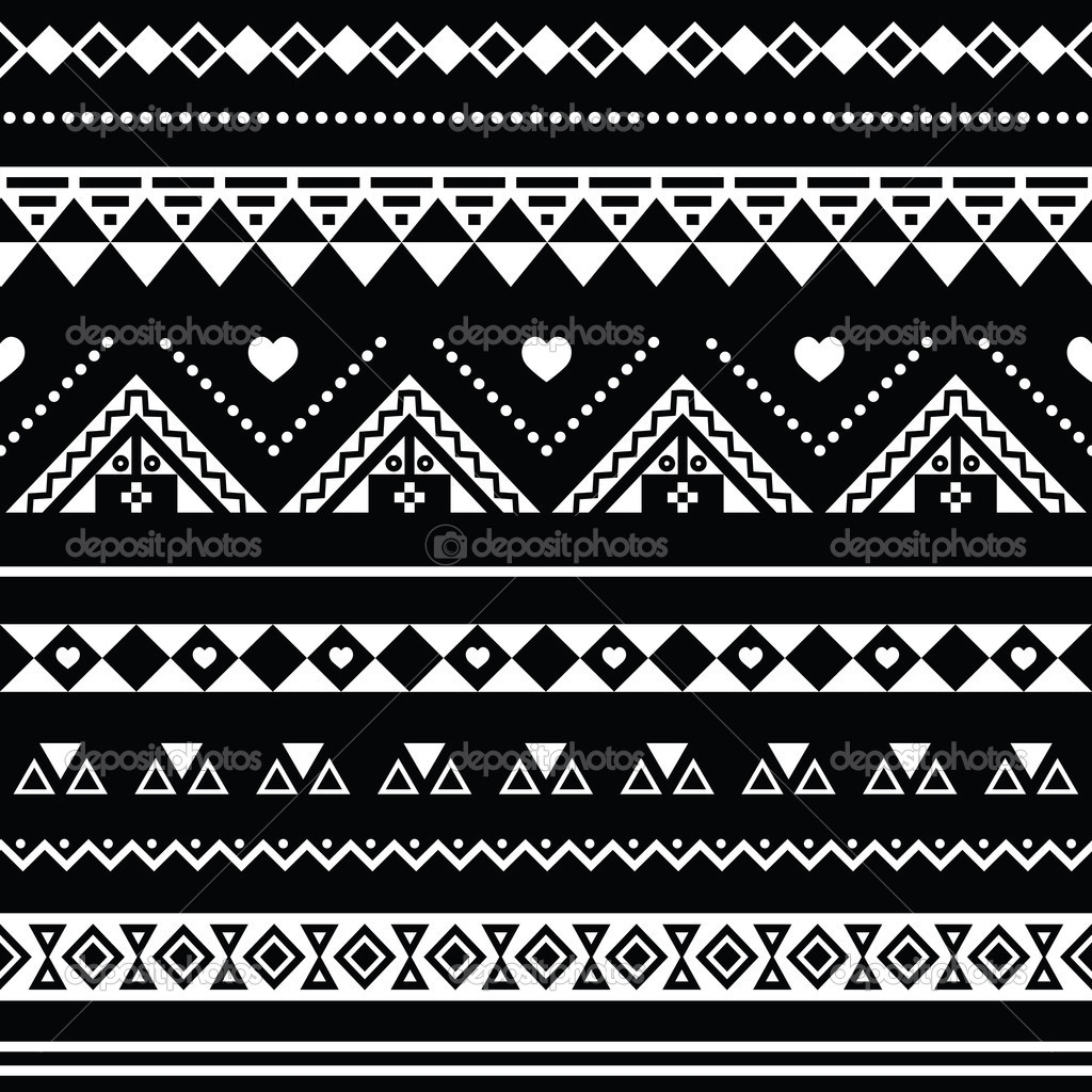 27+ Best Aztec Patterns, Wallpapers - 298.9KB