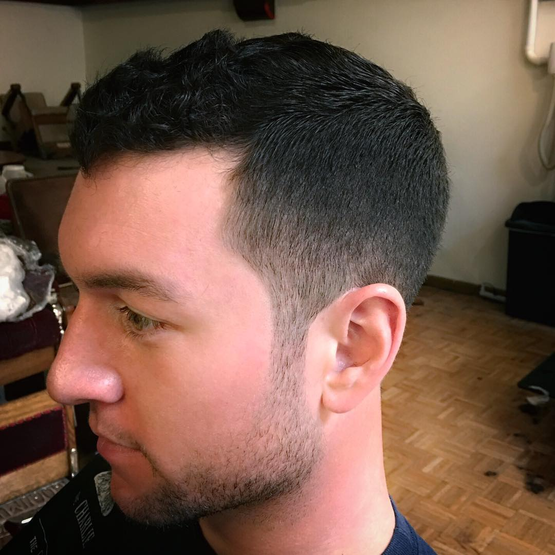 Modern Skin Taper Hair for Smart Men