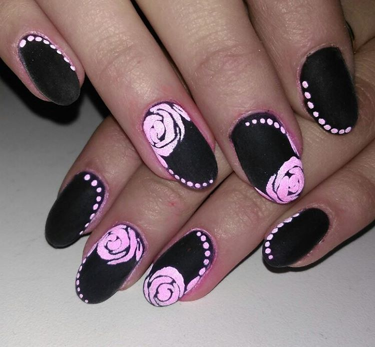 fashionable nail art design2