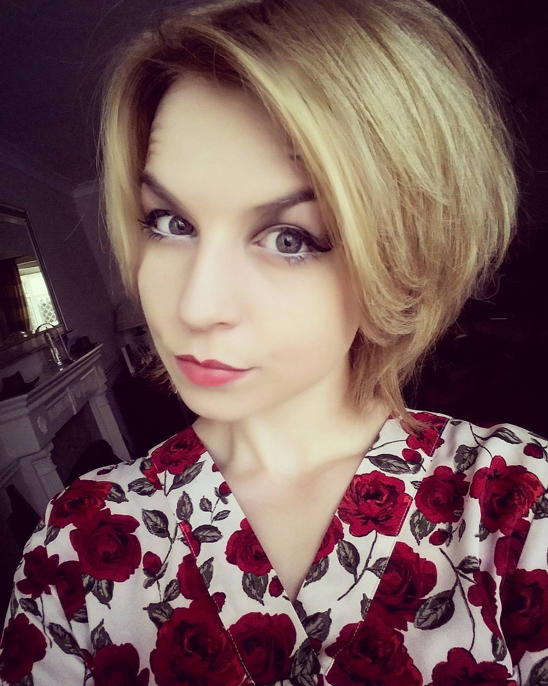 Edgy Pixie Bob Haircut For Girls