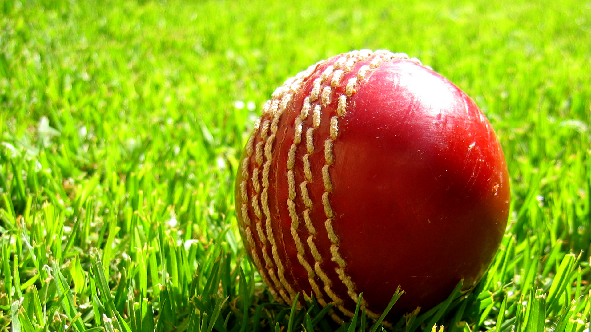 Cricket Ball Wallpaper