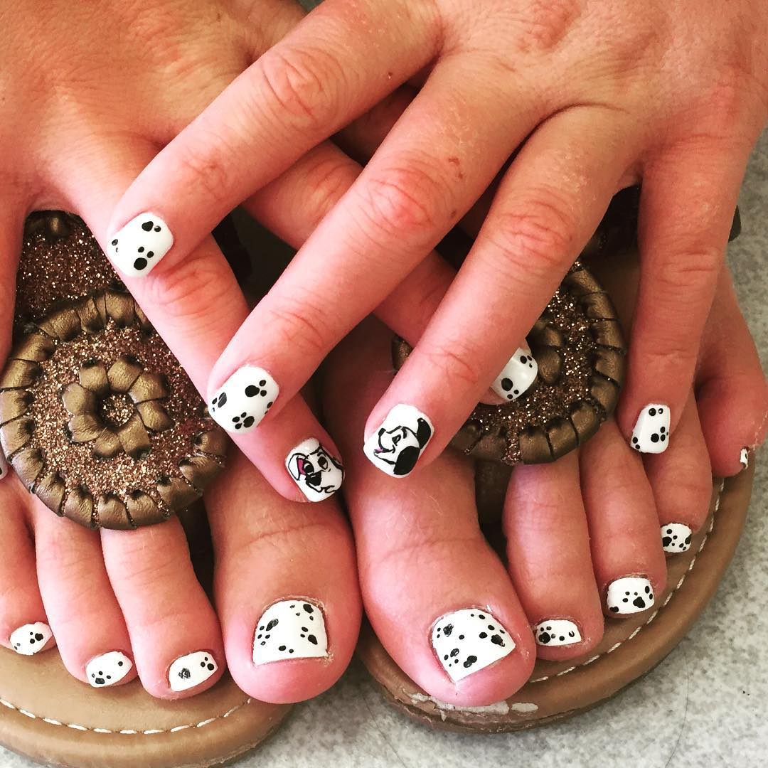 List of Synonyms and Antonyms of the Word: disney nail 2016