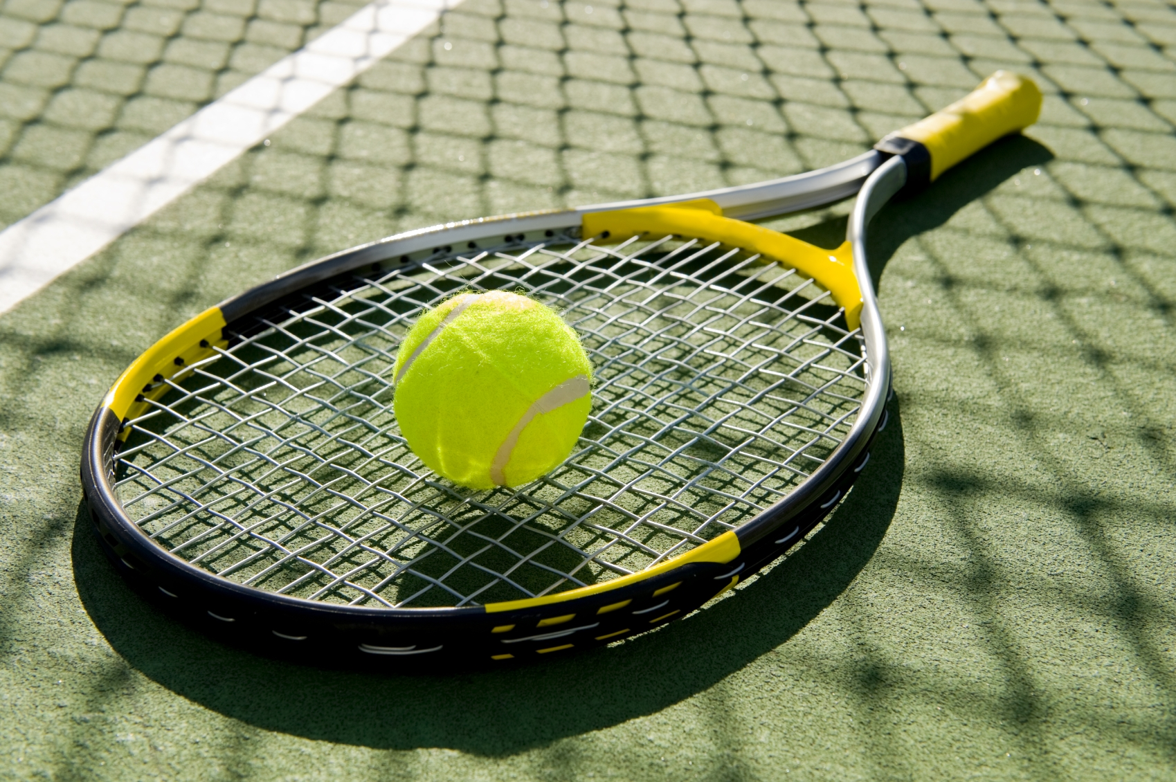 Tennis Racquet Wallpaper