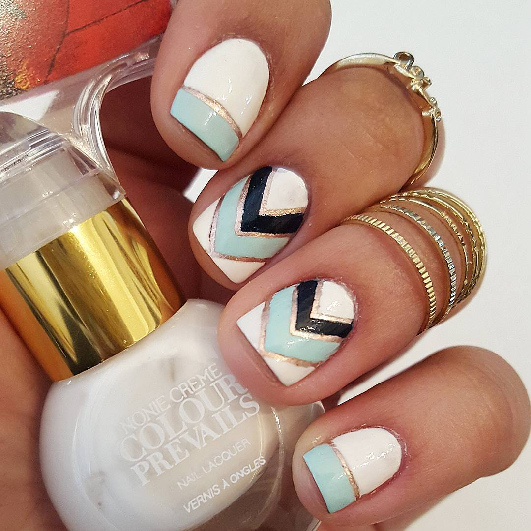 Modern Nail Designs for Summer