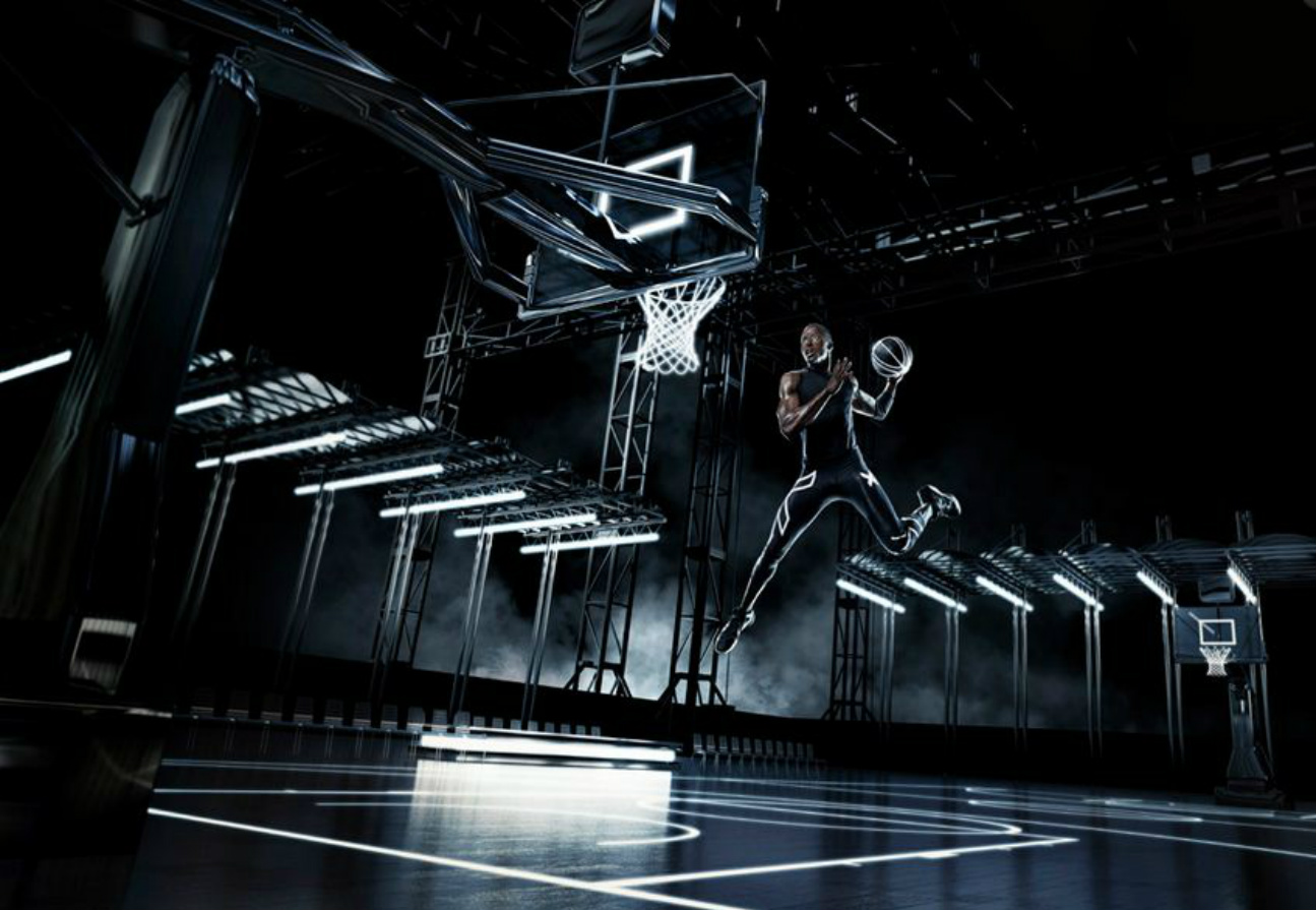 Basketball Dunk Wallpaper