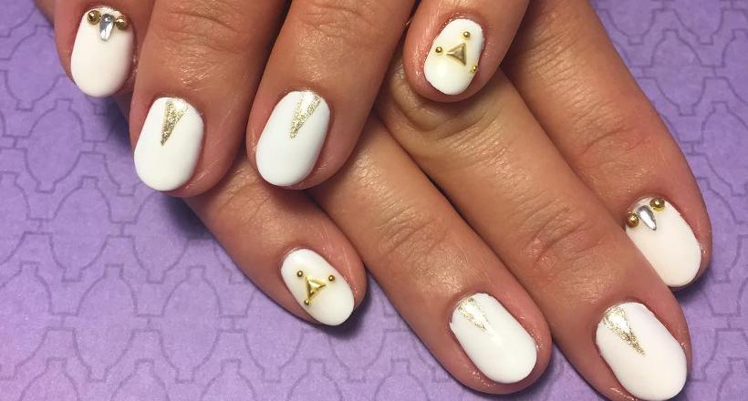 27 White Color Summer Nail Designs Ideas Design Trends Premium