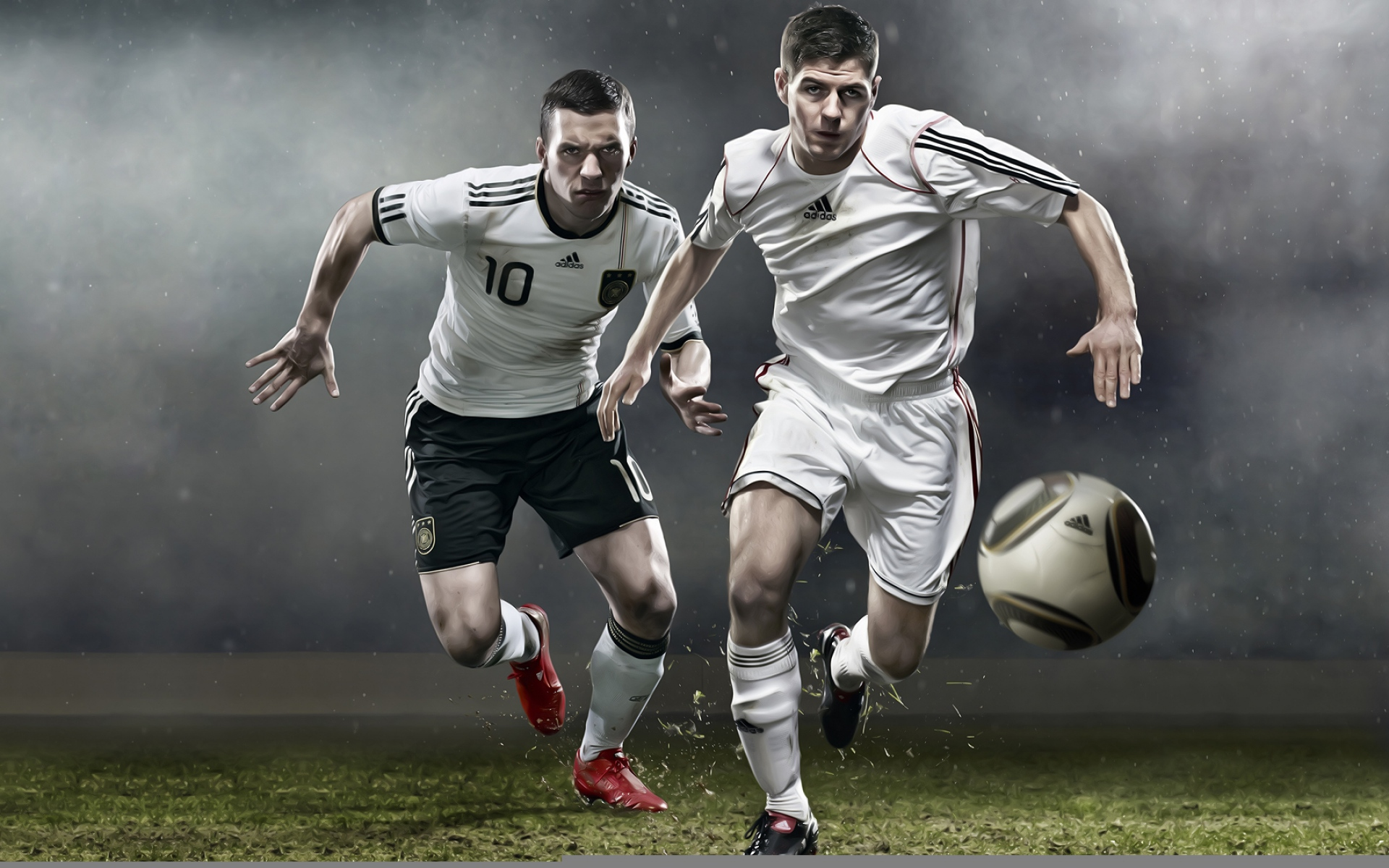 Soccer HD Wallpaper Background