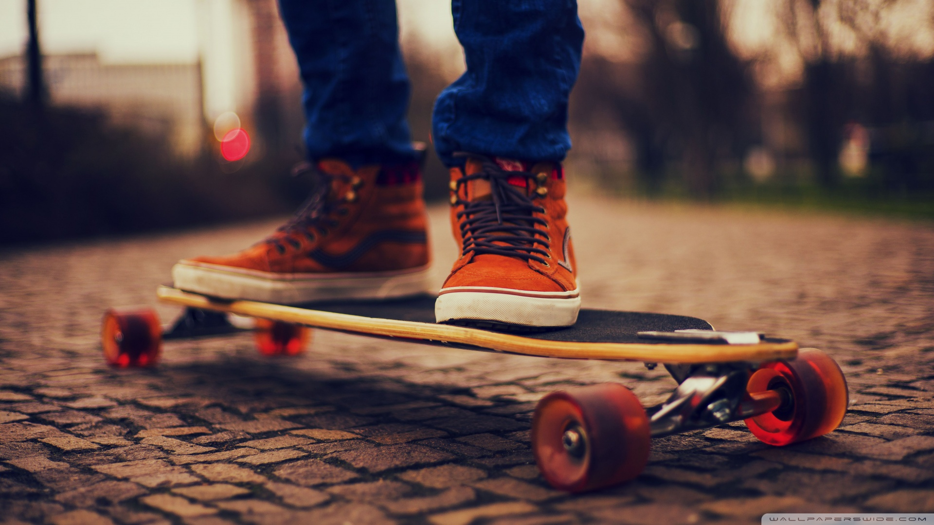 Longboard Wallpaper Background
